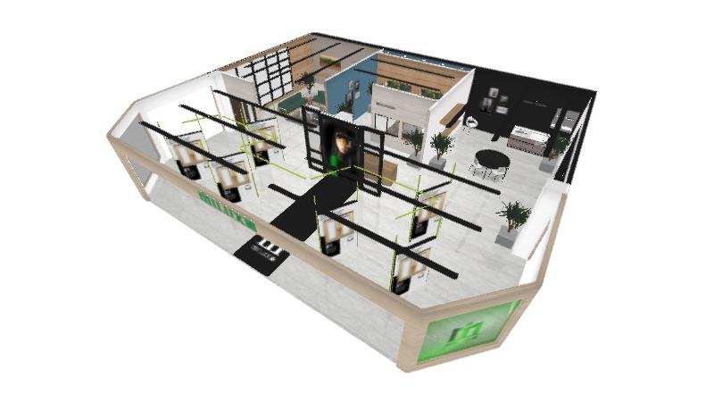 MILUX showroom